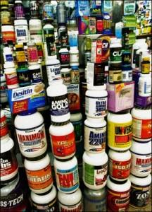 mma nutrition and supplements,
