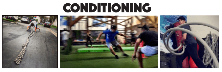 CONDITIONING
