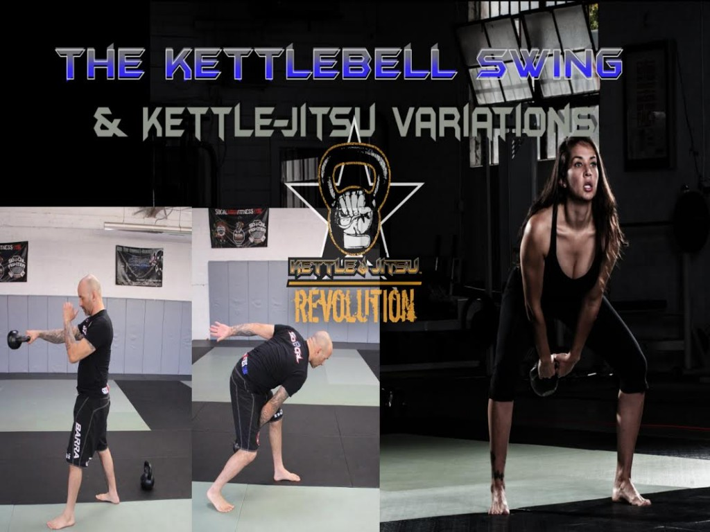 Kettlebell Swing for Fighters