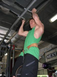 Chance weighted pullup