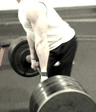 Power Lifting For Fighters