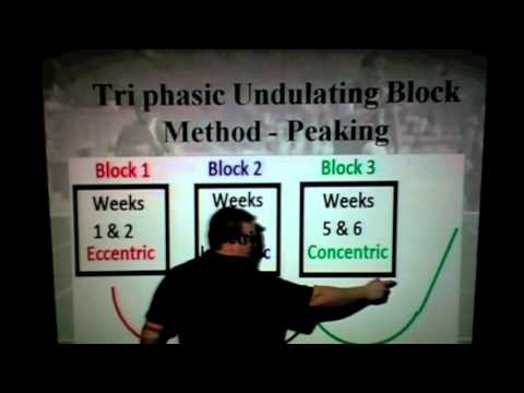 cal dietz triphasic training