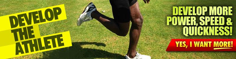 Power Clean for Athletes