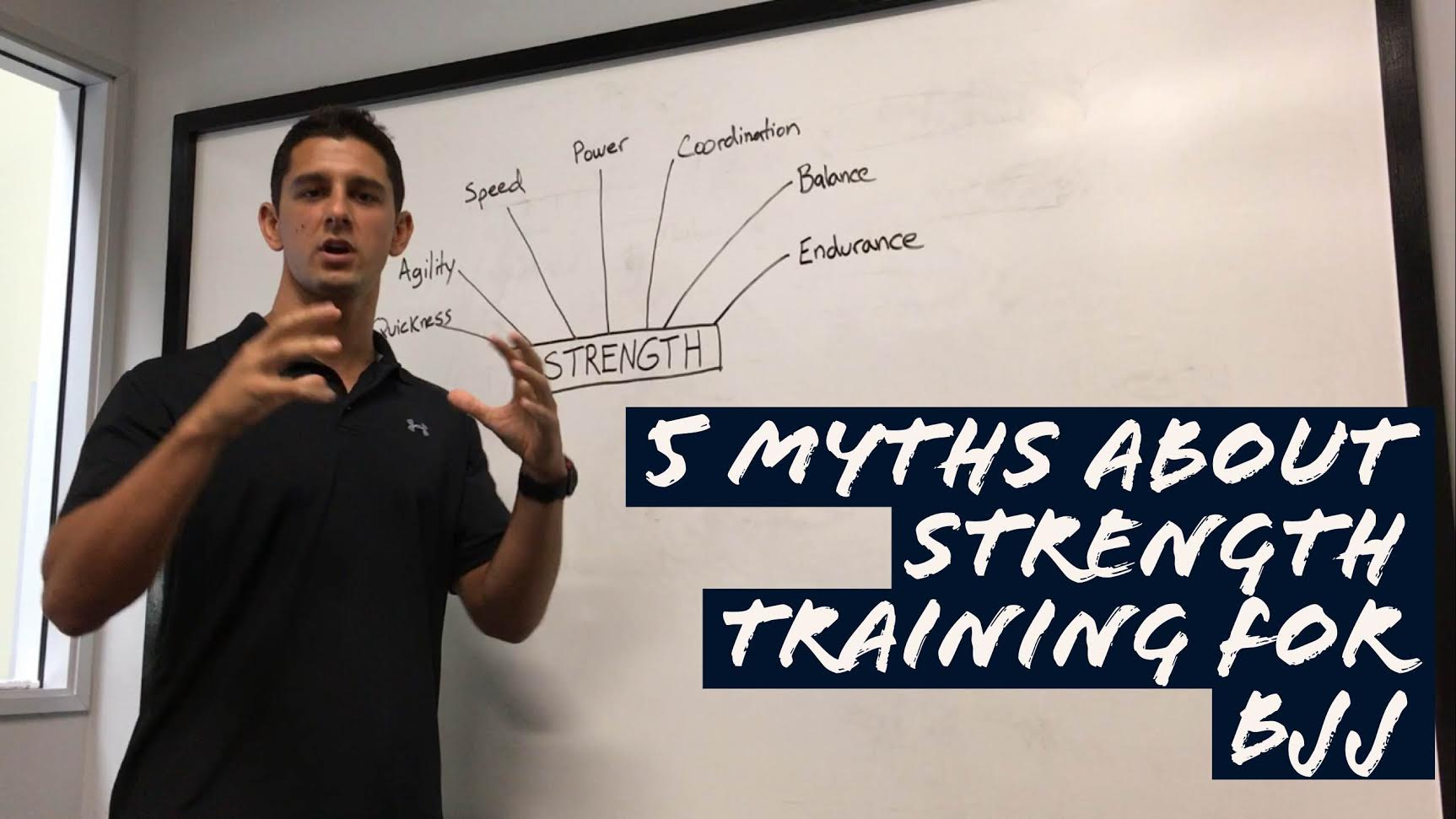 5 myths about strength training for bjj
