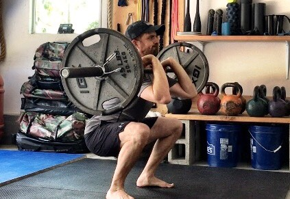 Squats for Fighters