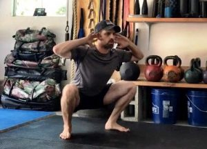 Bodyweight Exercises for MMA