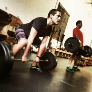 deadlift for grip strength