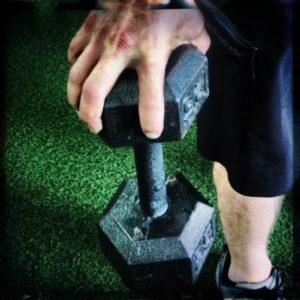 claw grip strength