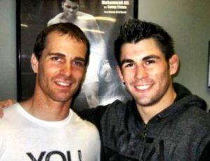 Doug w/ Dominick Cruz