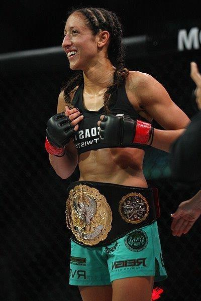 Jessica Penne - Invicta World Champion & UFC Fighter