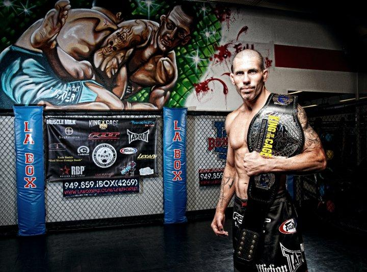 "Michael ""Joker"" Guymon – UFC Veteran, King of the Cage Champion"