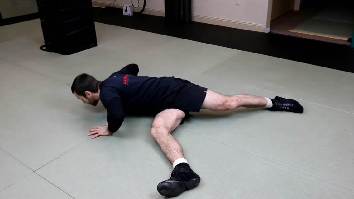 Ground Mobility Drills
