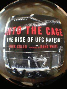 book - into the cage