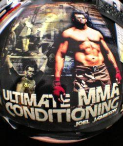 book - ultimate mma conditioning