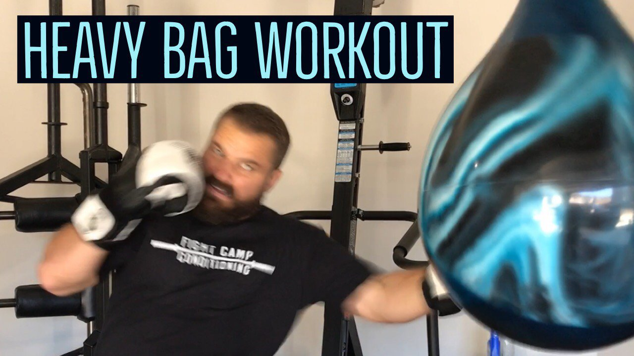 Workout for Fighters