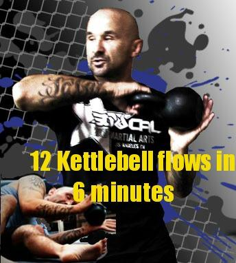 12 Kettlebell Flows For Mma And Bjj Fight Camp