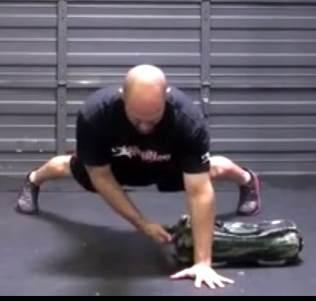Advanced CORE Training for MMA, BJJ and Other Combat Athletes