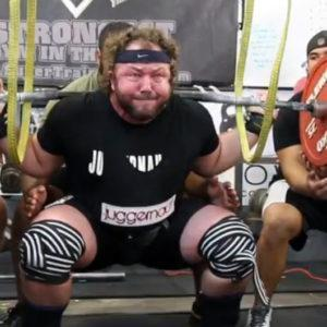 Episode #15:  Getting Strong: Interview with Juggernaut Training System's Chad Wesley Smith