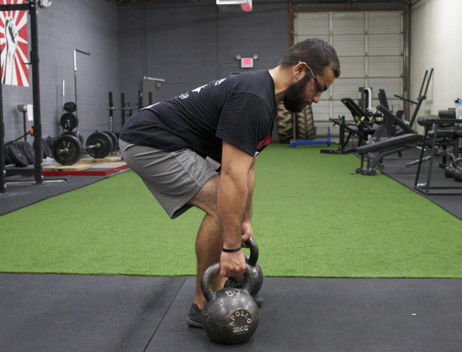 3 Exercises To Help You Master The Hip Hinge Aka The Deadlift