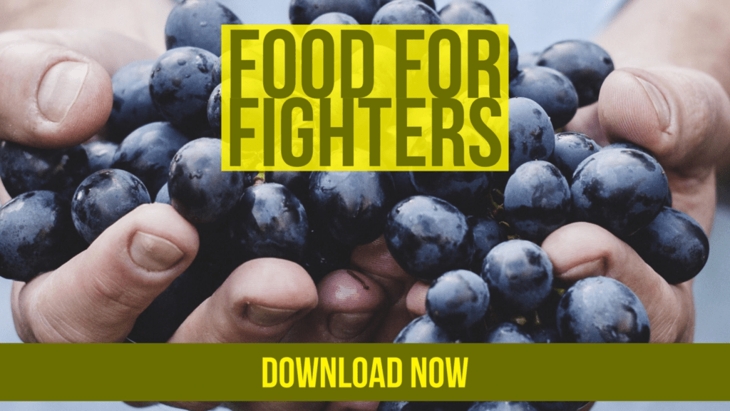 food for fighters landscape