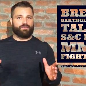 Brett Bartholomew Breaks Down His Strategies for Training Elite MMA Fighters