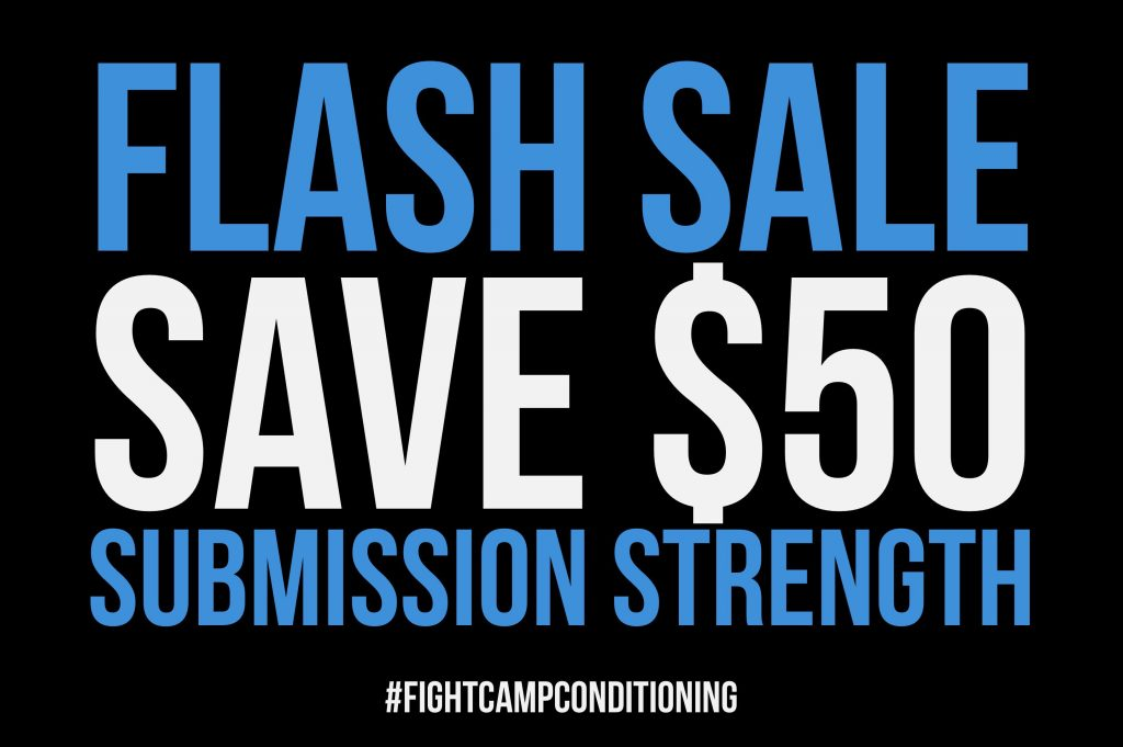 Fight Camp Conditioning Blog