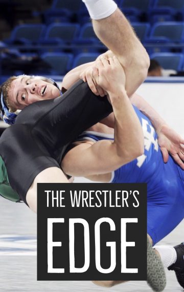 The Wrestler's Edge