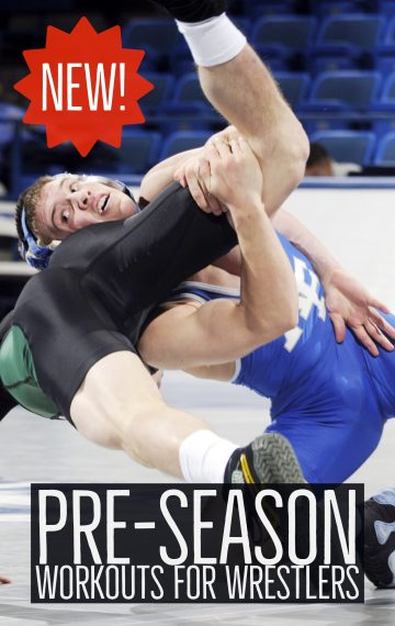 Pre-Season Strength & Conditioning for Wrestlers