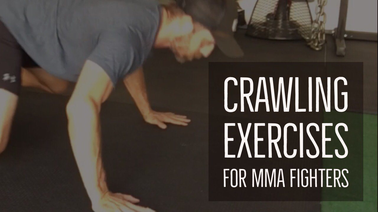Exercises for MMA: Lateral Crawl