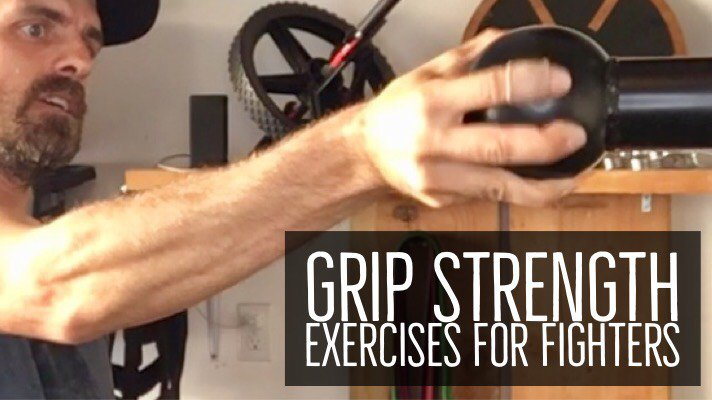grip strength exercises for fighters