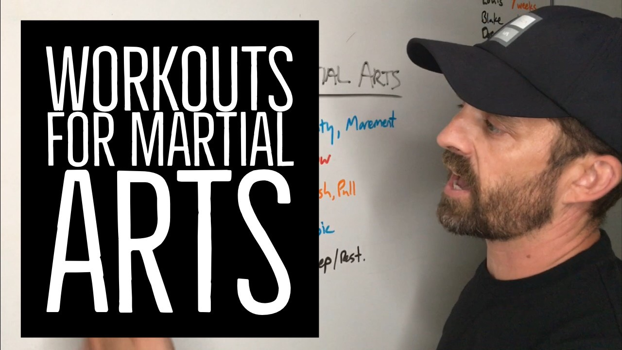 Workouts for Martial Arts