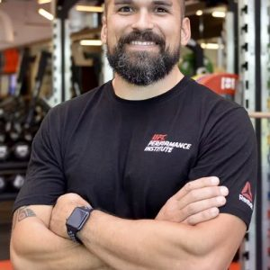 Bo Sandoval, Strength and Conditioning Coach at the UFC Performance Institute