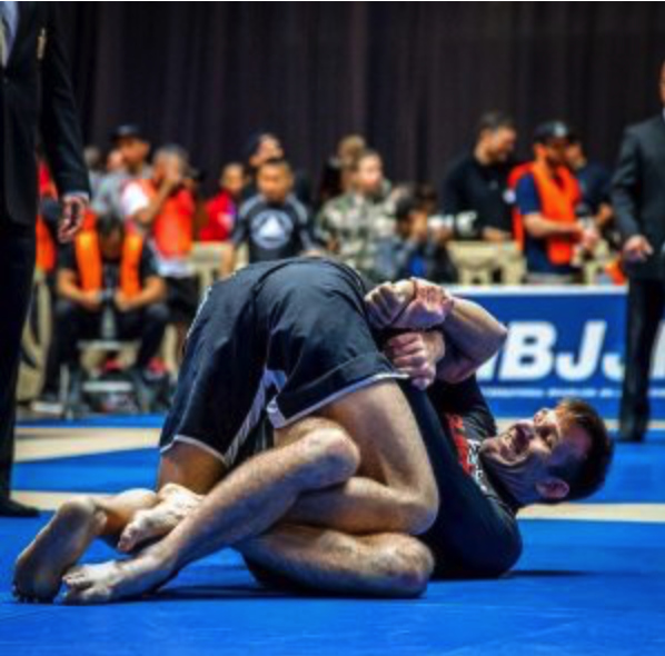Brett Collins – 46 Year Old, BJJ Black Belt