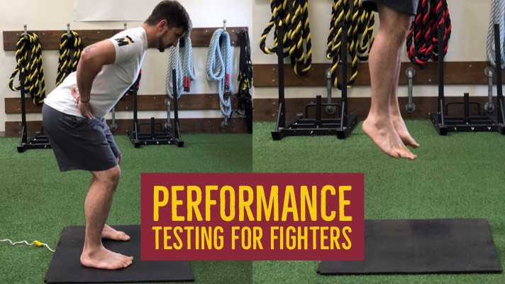 Performance Testing for Fighters