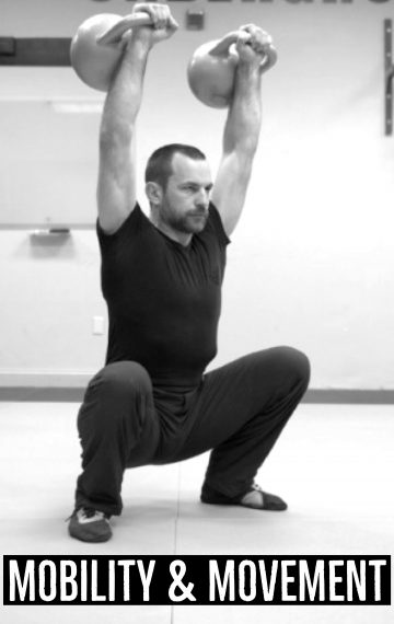 Ground Mobility for Fighters