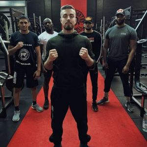 Training After a Layoff with Jacob James